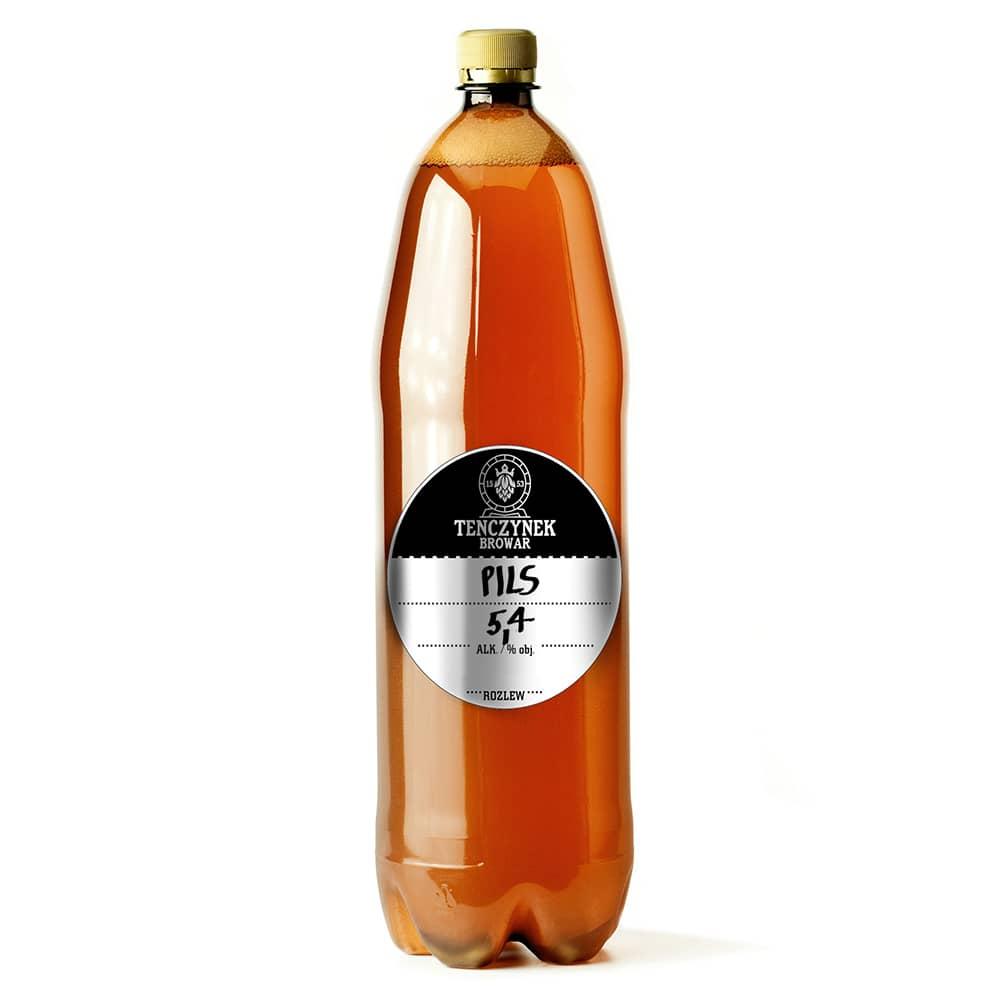 Piwo Świeże 1 litr - Pils