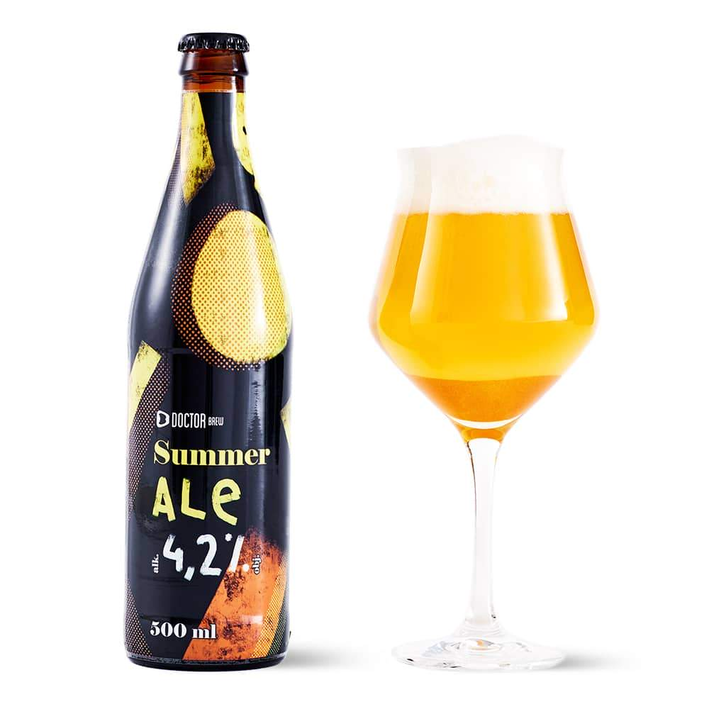 Doctor Brew Summer Ale 500ml