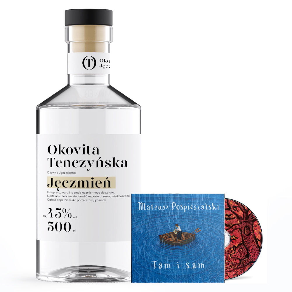 OKOVITA Jęczmień + płyta CD GRATIS