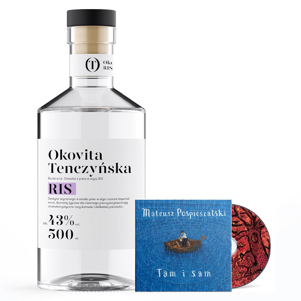 OKOVITA BIERBRAND RIS + płyta CD GRATIS