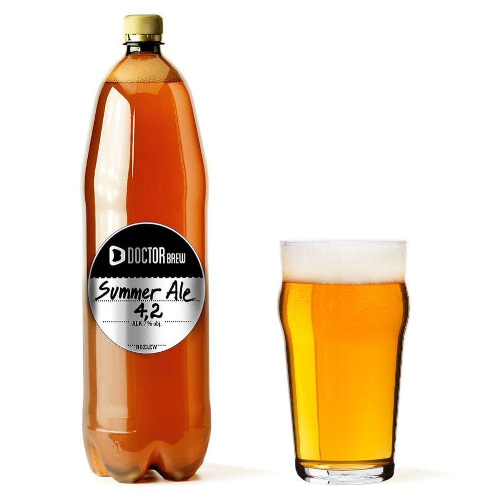 Piwo Świeże 1 litr - Summer ALE