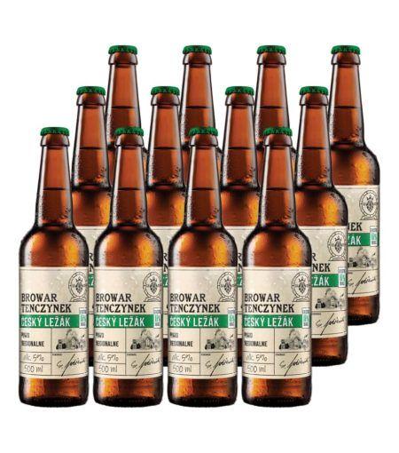 Piwo cesky lezak x 12