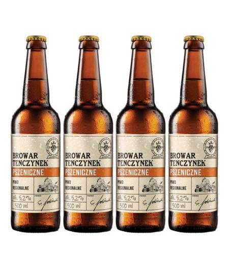 Piwo pszeniczne x 4