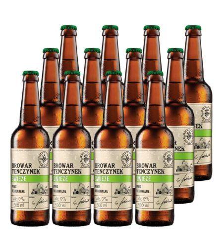 Piwo Świeże x 12
