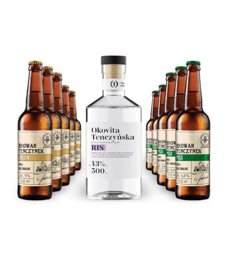 Okovita RIS +10 piw