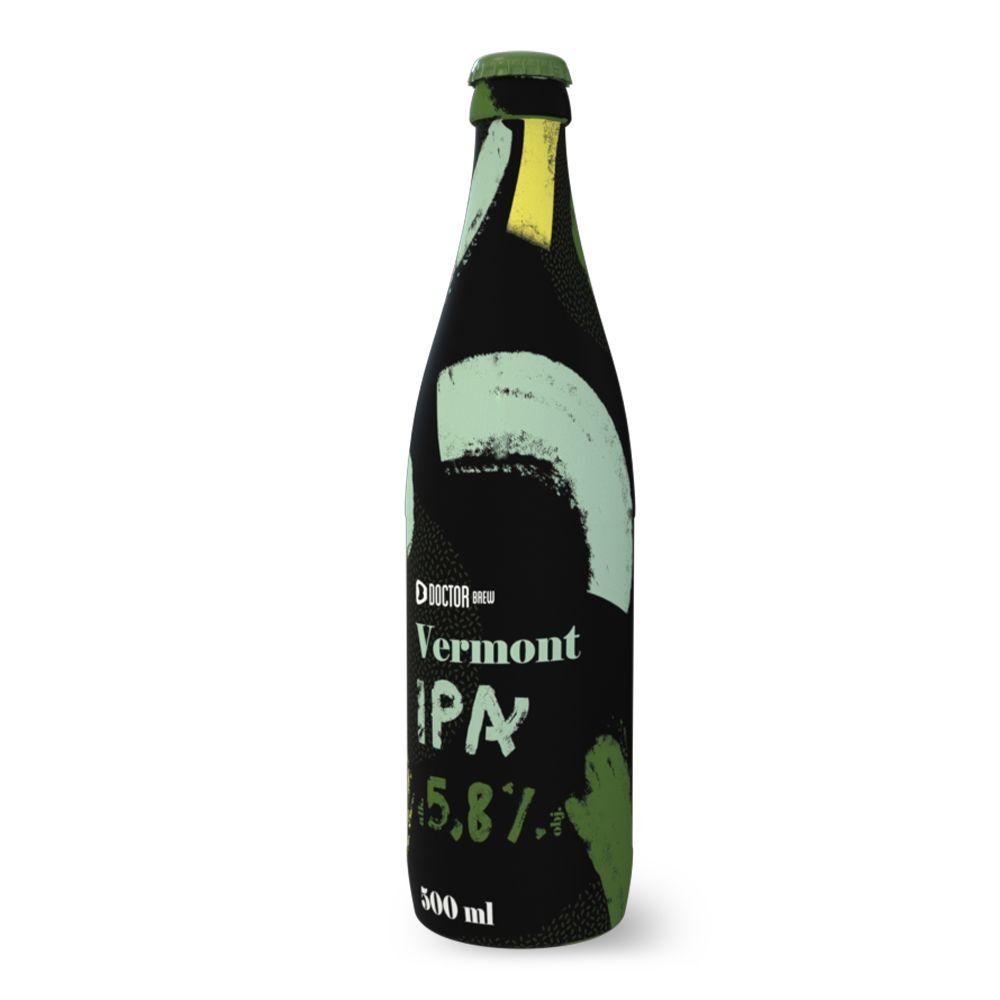 Doctor Brew Vermont IPA 500ml