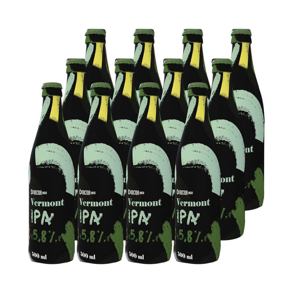 Doctor Brew Vermont IPA x 12