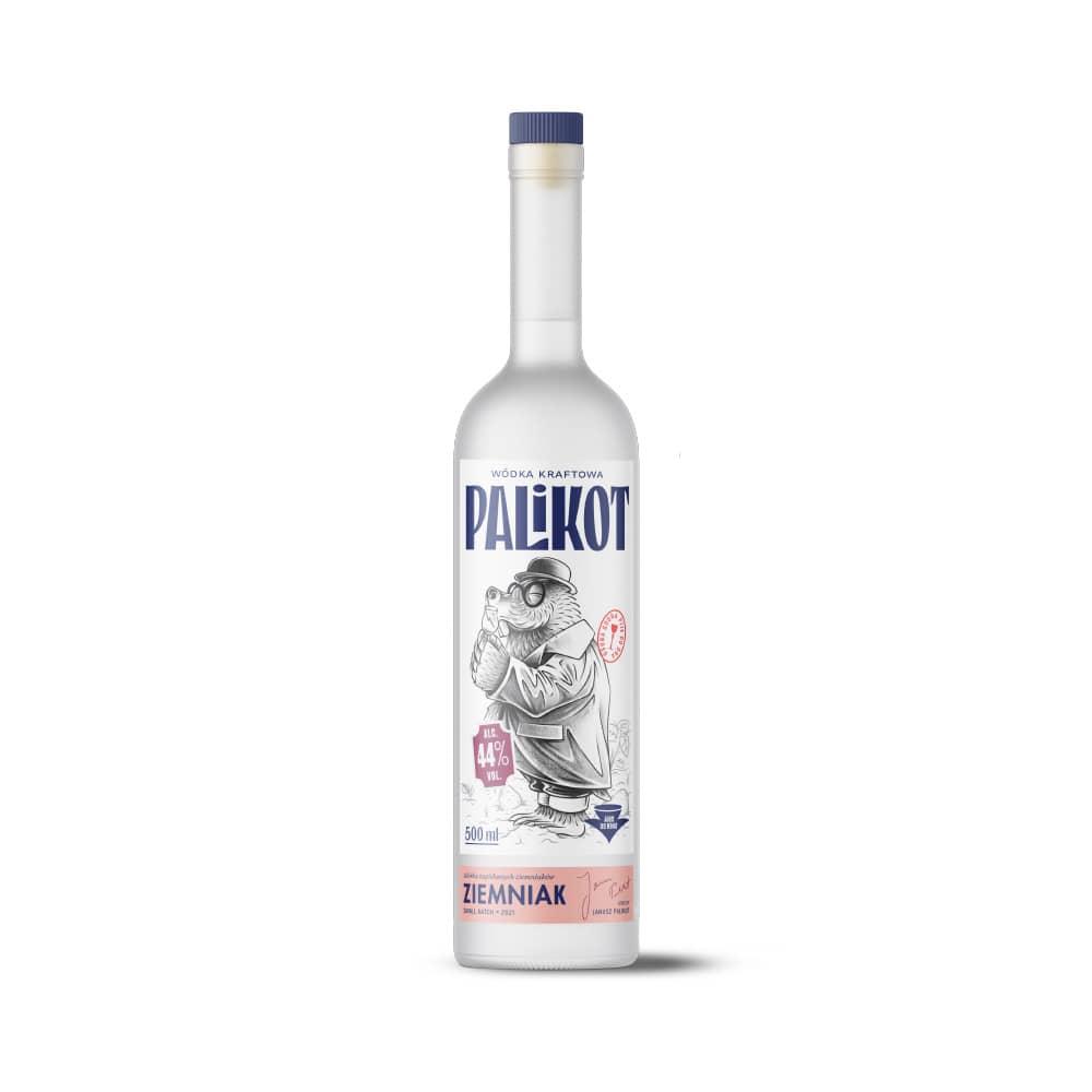Wódka Kraftowa Palikot Ziemniak